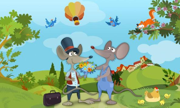 Town Mouse and Country Mouse screenshot 2