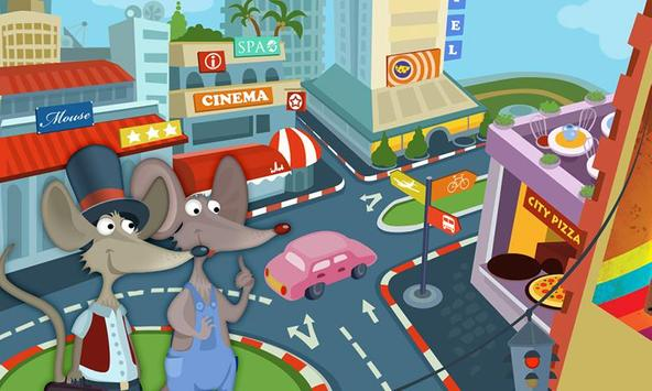 Town Mouse and Country Mouse screenshot 3