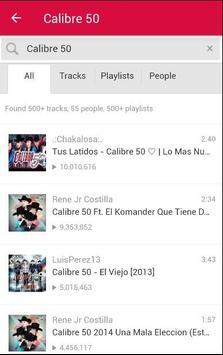 Calibre 50 - Corrido De Juanito ảnh chụp màn hình 3