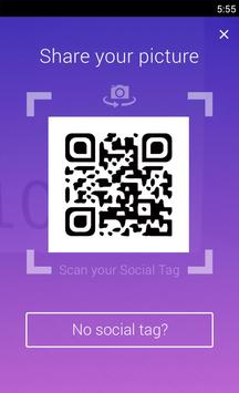 Tag'by Launcher apk screenshot