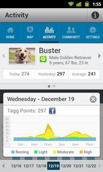 Tagg—The Pet Tracker™ screenshot 3