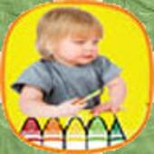 Drawing for children icon