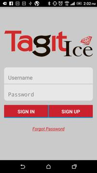 Tagit Ice - THS poster