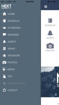 Next Speaker Series 2016 apk screenshot