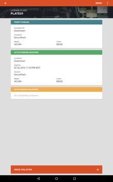 SecurePark Demo apk screenshot