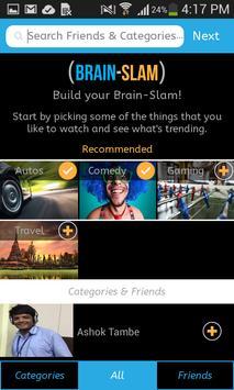 Brain-Slam - Create Videos screenshot 3