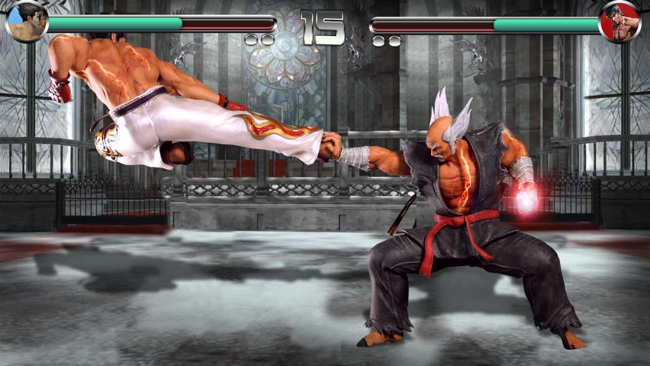 Legends Tag Team Kung Fu Fight Tournament for Android - APK