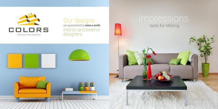 Colors Interiors&Exteriors poster