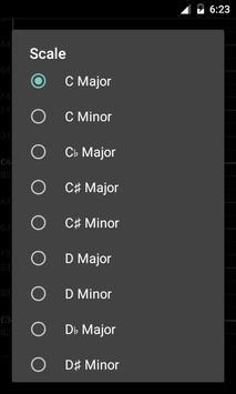 Vocal Pitch Monitor imagem de tela 3