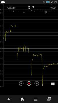 Vocal Pitch Monitor Cartaz