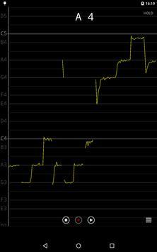 Vocal Pitch Monitor imagem de tela 6