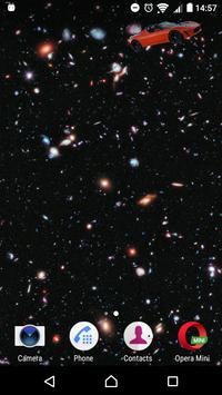 Starman - live wallpaper poster