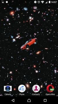 Starman - live wallpaper screenshot 2