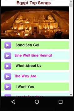 Egypt Top Songs apk screenshot