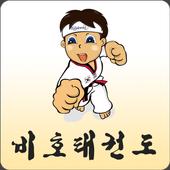 한국체대 비호태권도 icon