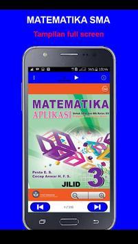 Matematika SMA Kelas XII IPA poster
