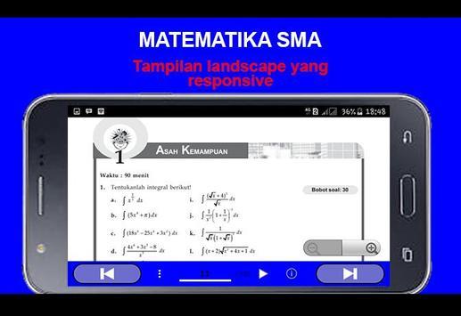 Matematika SMA Kelas XII IPA apk screenshot
