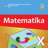 Matematika SMA Kelas 10 Kurikulum 2013 icon