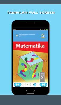 Matematika SMA Kelas 10 Kurikulum 2013 poster