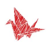 A thousand crane / Make a wish - clicker icon