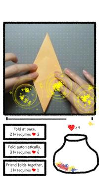 A thousand crane / Make a wish - clicker screenshot 5