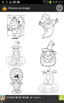 Halloween Coloring Pages poster