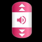 Volkey : Scroll with volume keys icon