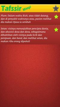 Tafsir Mimpi screenshot 4