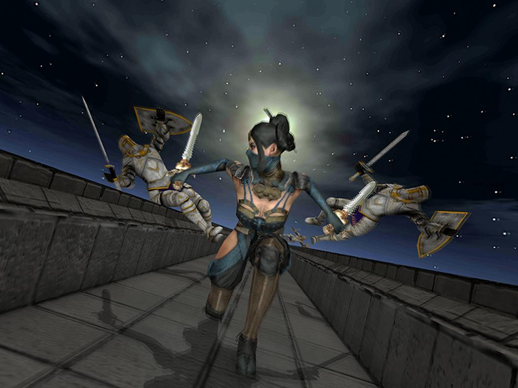 Ninja Girl Assassin Hero For Android Apk Download