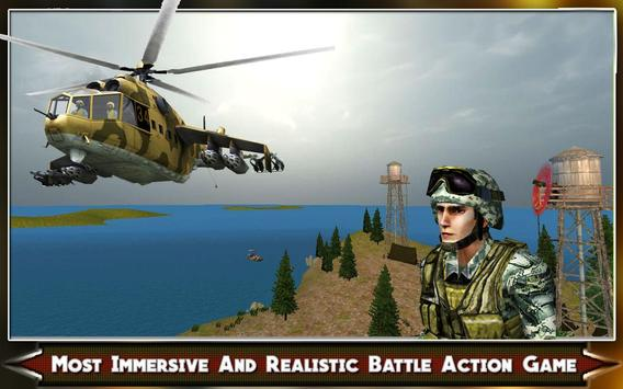 Sniper Heli Shooting Army poster