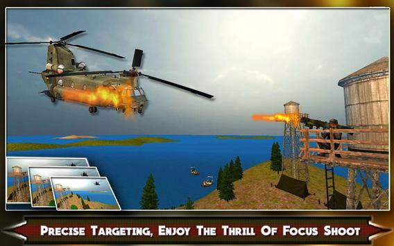 Sniper Heli Shooting Army screenshot 13
