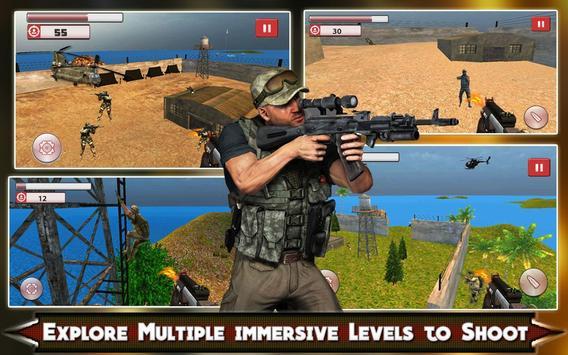 Sniper Heli Shooting Army screenshot 9