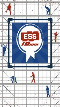 ESS Scaffolding poster