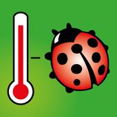 Klimaatpad icon
