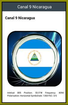 Nicaragua TV Channels screenshot 1