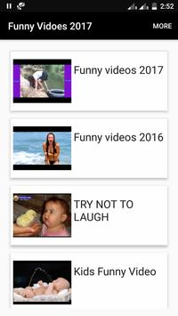 Funny Videos 2017 poster