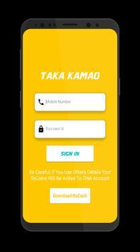 Taka Kamao ~ Earn Money screenshot 1
