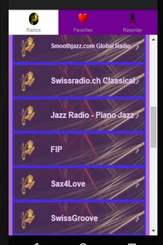 Jazz Radios apk screenshot