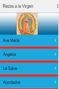 Rezos a la Virgen poster