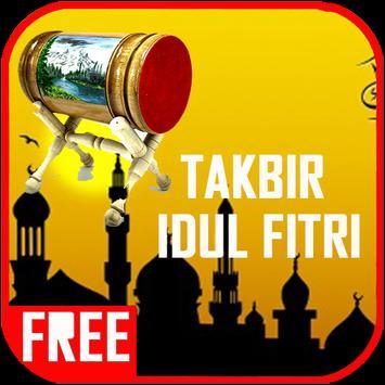 Takbir Idul Fitri Mp3 2017 poster