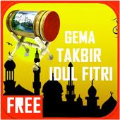 Gema Takbir Idul Fitri Mp3 2017 icon