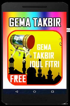 Gema Takbir Idul Fitri Mp3 2017 apk screenshot