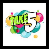 Take 5 Mindful Minutes icon