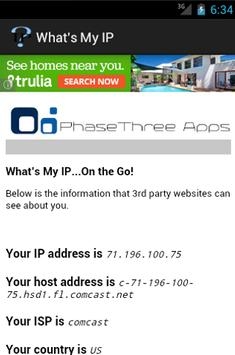 What's My IP Address? poster
