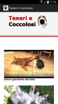 Teneri e Coccolosi apk screenshot