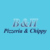 B&H Pizzeria & Chippy icon