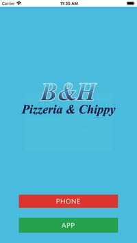 B&H Pizzeria & Chippy poster