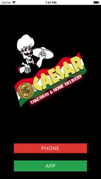 Caesar SR4 poster