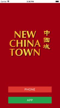 New China Town LE4 poster