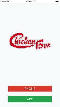 Chicken Box NG10 poster